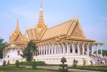 Phnom Penh, capital city of Cambodia