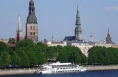 Riga - capital city of Latvia
