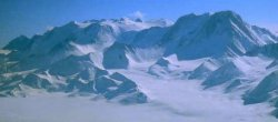 Vinson Massif - highest summit in Antarctica