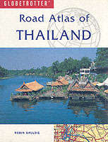 Globetrotter Road Atlas of Thailand
