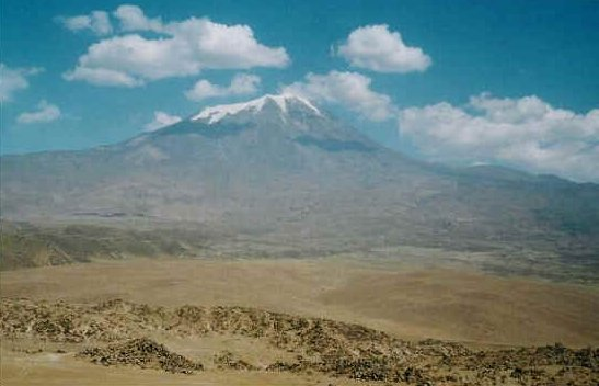 Photo Gallery and maps of Mount Ararat ( Agri Dag ), 5165