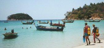 Photo Gallery of tropical beaches in West Africa, South and